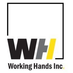 Working Hands Inc. Logo