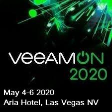 VeeamON 2020