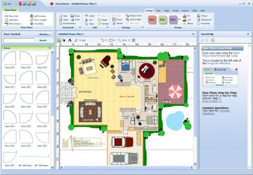 SmartDraw 27.0.0.2 Crack With License Key & Free Download