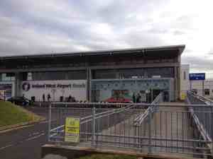 Knock, Knock, who is there…. Ireland West Knock Airport