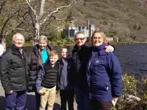 Kylemore Abbey and the Belgian connection