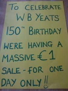 1 Euro Sale Carecharityshop Gort