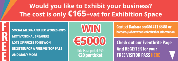 Take part in Ireland's first Micro Business awards