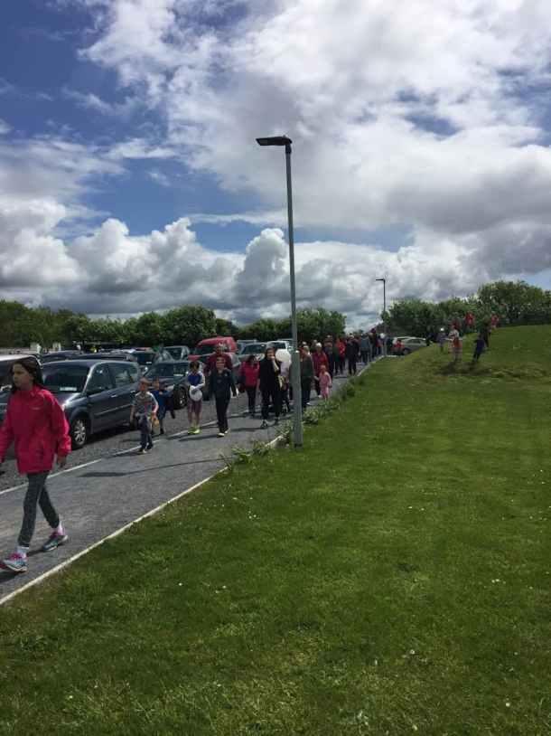 Mark Fordham Memorial Walk