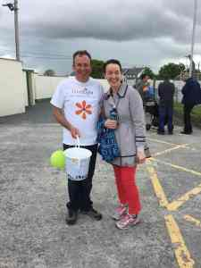 New Start in Galway City & the Mark Fordham memorial walk
