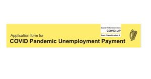 COVID-19 Pandemic Unemployment Payment