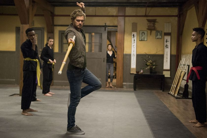 Iron Fist — Season 1