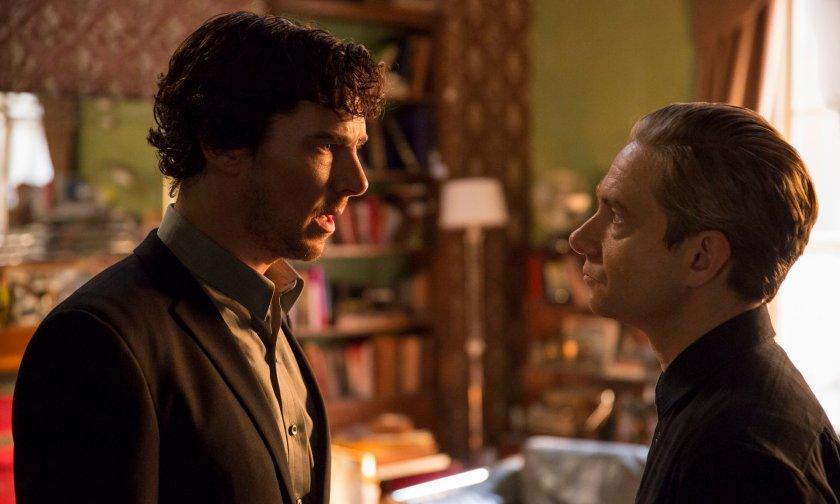 Sherlock — The Lying Detective