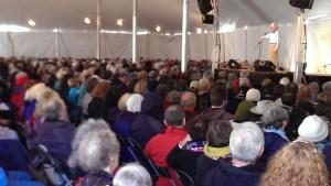 Storyteller Donald Davis at TN festival