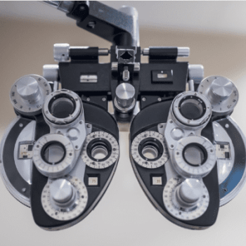 image of vision testing equipment