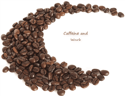 coffee beans in a c