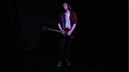 Guitar in Video