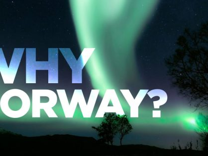 """20 Ways to Answer the Question """"Why Norway?"""""""