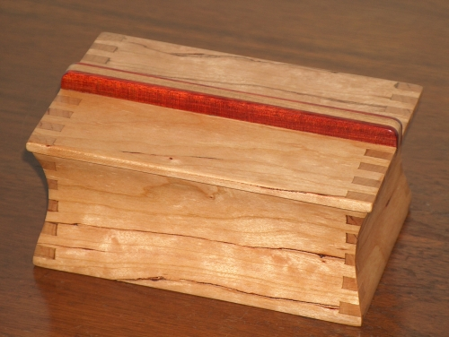Woodwork Make Box Joint Boxes PDF Plans