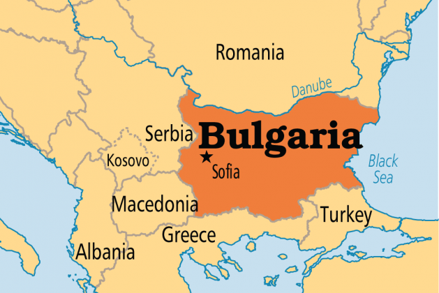 Live and work in Bulgaria