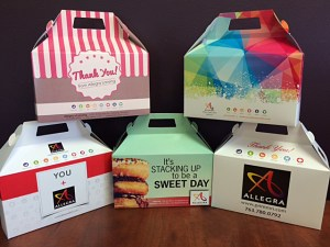 wholesale custom donut boxes