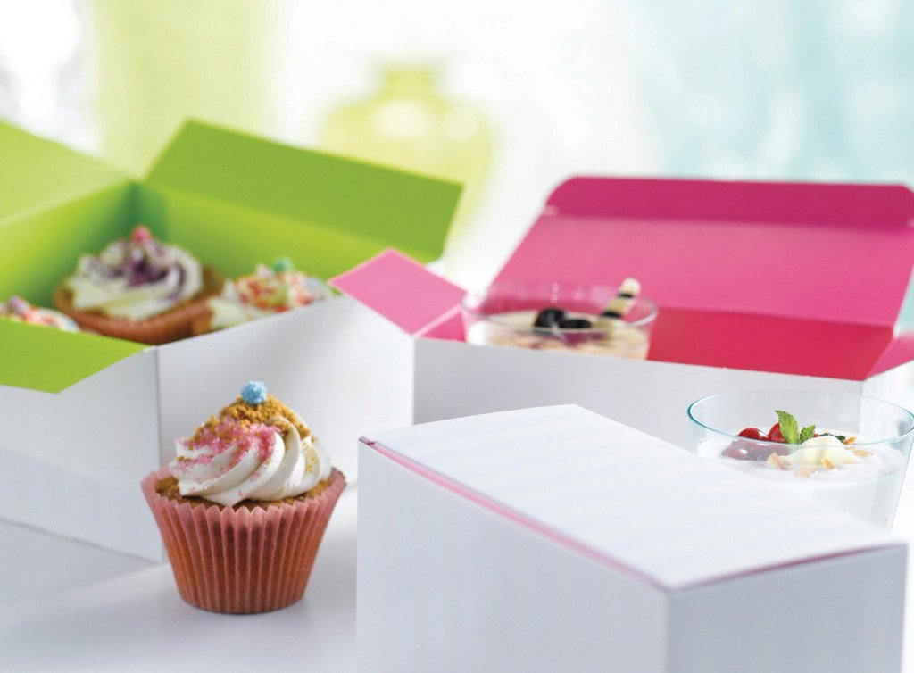 Cupcake boxes wholesale