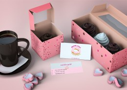 How to Create DIY Individual Custom Cupcake Boxes