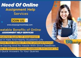 Get trusted online assignment writing services at affordable rates