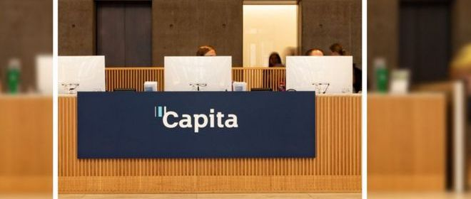 Capita to close over a third of offices permanently