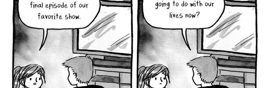Wife's Adorable Comics Paint A Relatable Picture Of Married Life