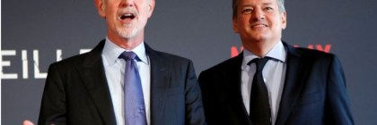 NETFLIX BOSS SAYS REMOTE WORKING HAS NEGATIVE EFFECTS
