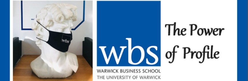 THE POWER OF PERSONAL PROFILE - WARWICK BUSINESS SCHOOL_wbs