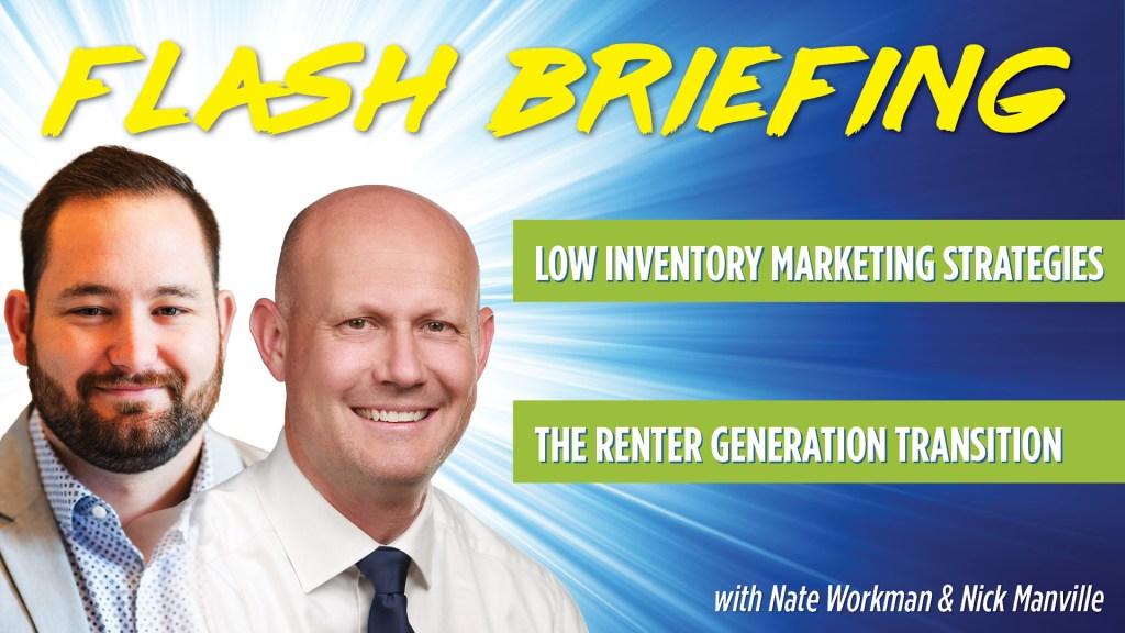 Low Inventory Marketing Strategies
