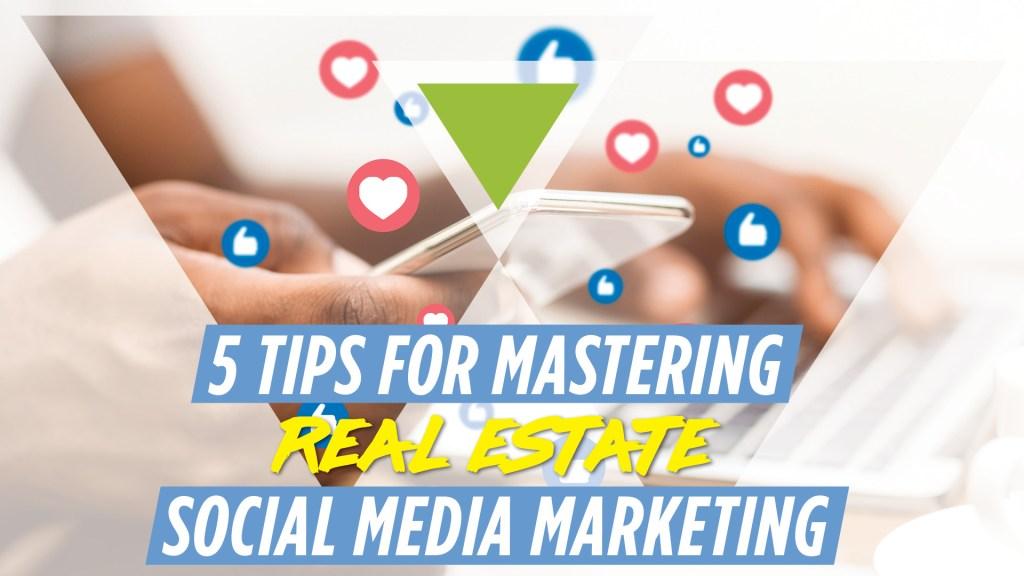 social media real estate marketing