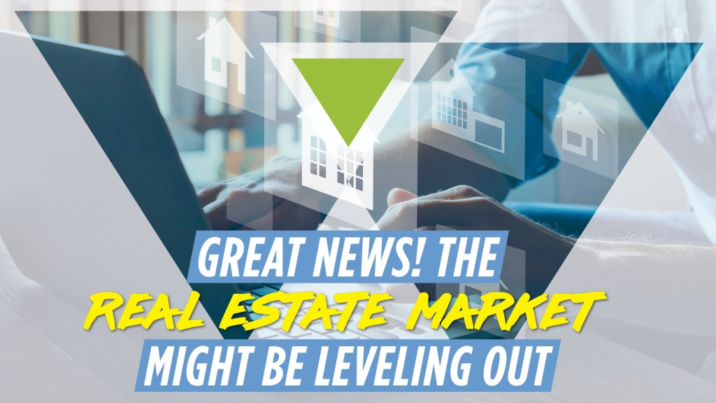real estate news, Redfin Anticipates the Real Estate Market Might Be Leveling Out