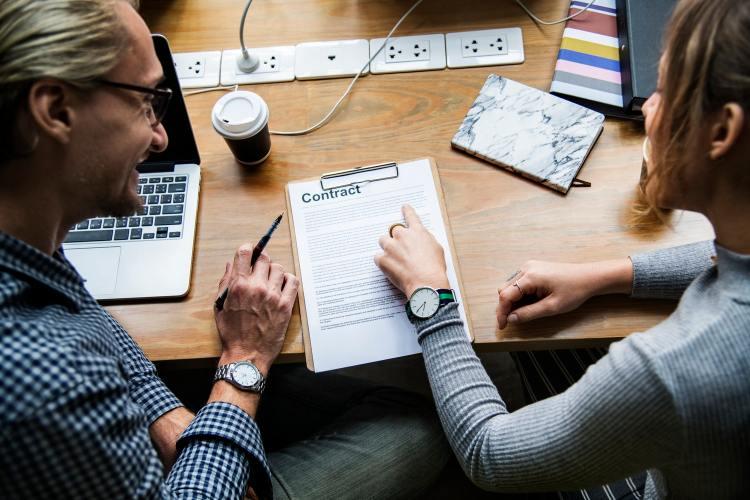 Modèle de lettre d'embauche : document prêt à être utilisé