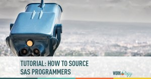 How to Source SAS Programmers