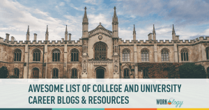 10 Simply Awesome College & University Career Service Blogs