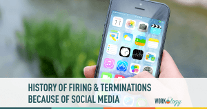 social media, social media policy, firing, terminations