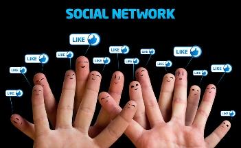 social finger 350