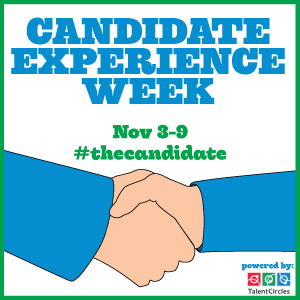 Candidate Experience Week Top 5