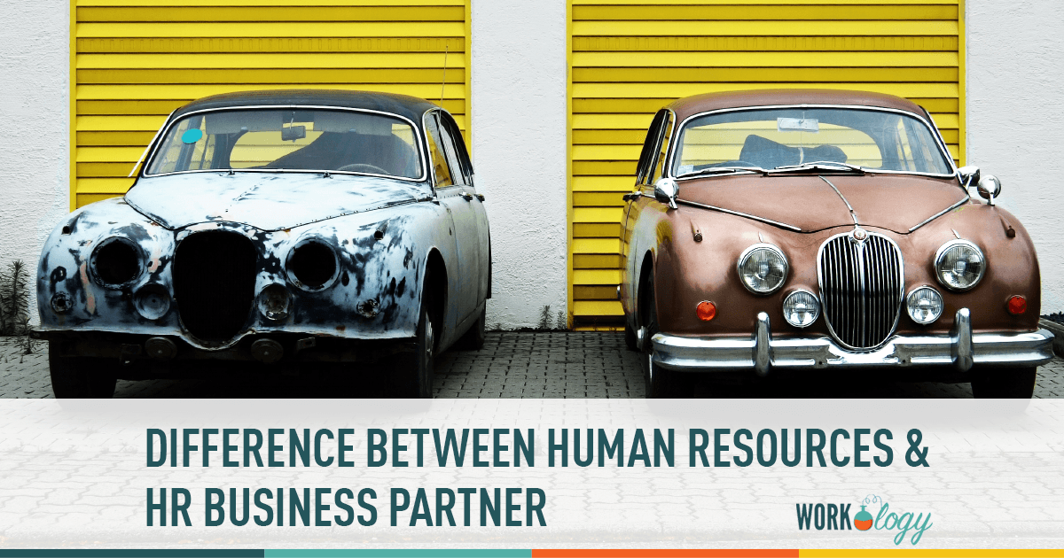 The Difference Between An Hr Business Partner Amp Just Hr