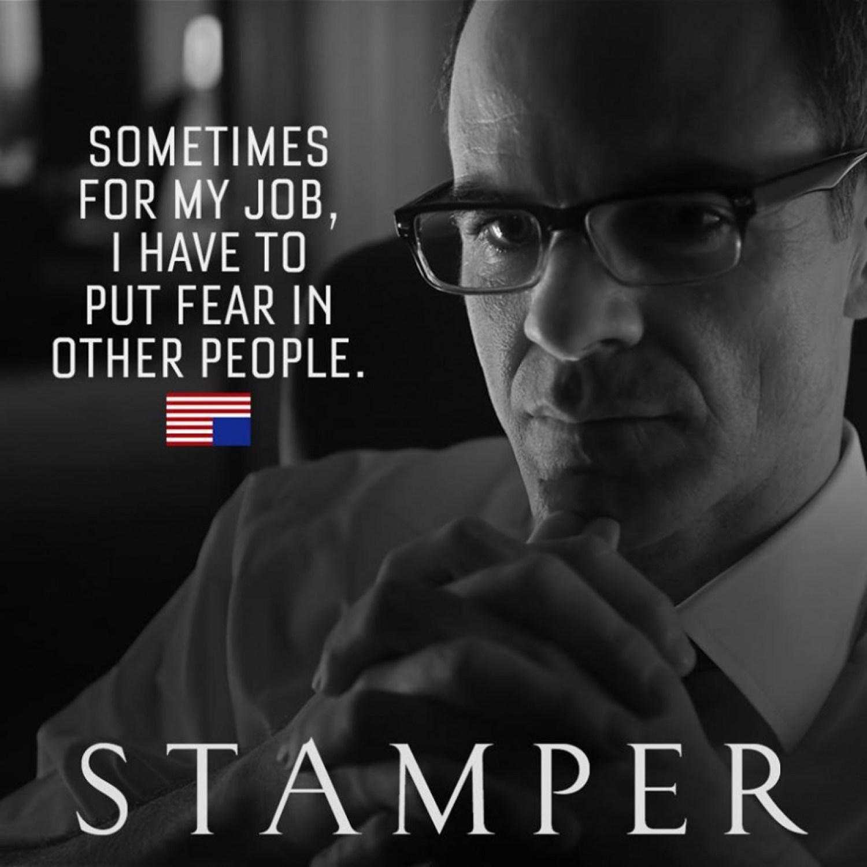 Doug Stamper