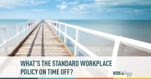 What's the Standard Workplace Policy on Paid Time Off?