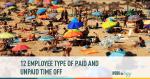 pto, unpaid, paid, employee
