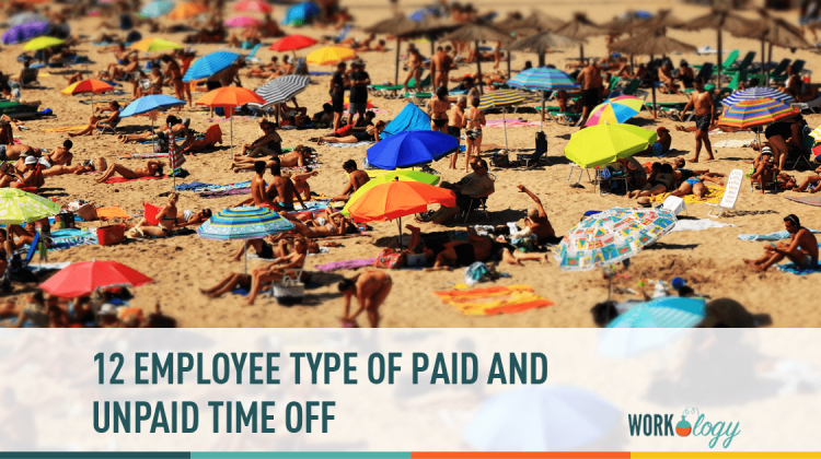 pto, unpaid, paid, employee