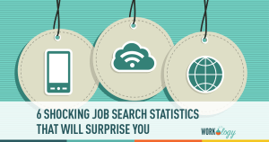 job search, search statistics, job seeker