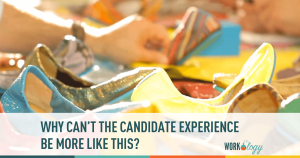 Why Can't the Candidate Experience Be More Like This?