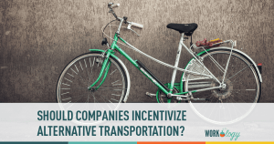 Should Companies Incentivize Alternative Transportation?