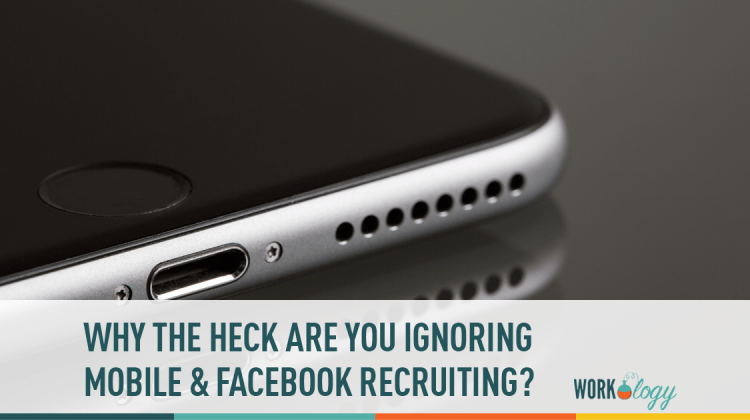 facebook, social media, mobile, recruiting