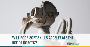Will Poor Soft Skills Accelerate the Use of Robots?