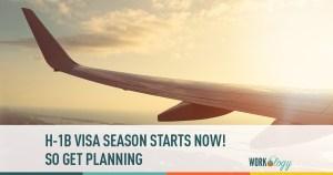 h-1b visa, workplace, planning