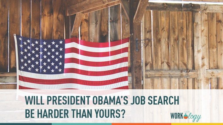 president obama, job search