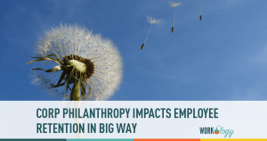 Corporate Philanthropy Impacts Employee Retention in Big Way