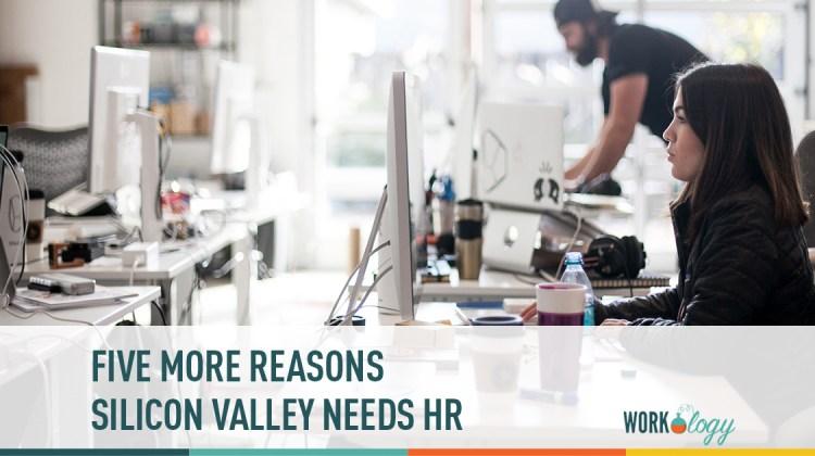 HR, Silicon Valley, HR in Tech,